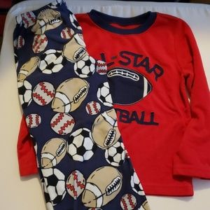 Boys pajama set